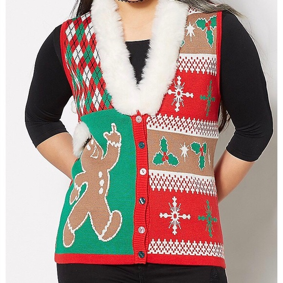 Spencers Ugly Christmas Sweaters.Ugly Christmas Sweater